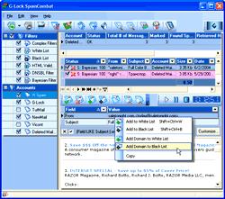 G-Lock SpamCombat Screenshot 4