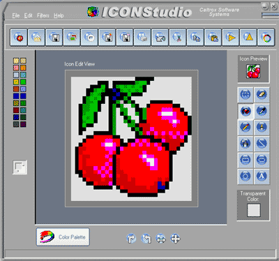 ICONStudio Screenshot 1