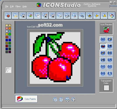 ICONStudio Screenshot 3