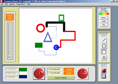 Geometry Master Screenshot 1