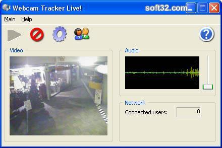 Webcam Tracker Live! Screenshot 3