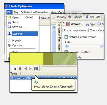 Flasher Suite Screenshot 3