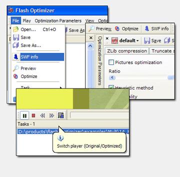 Flasher Suite Screenshot