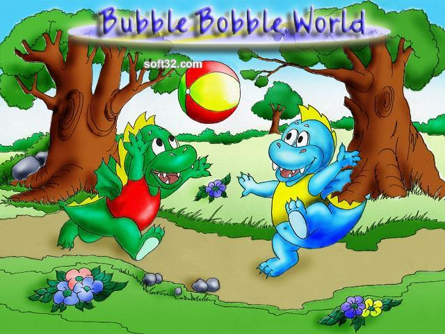 Bubble Bobble Planet Screenshot 3