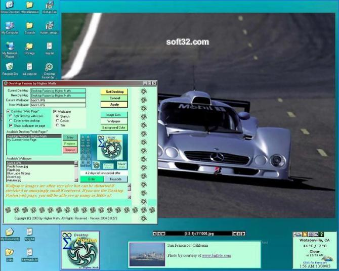Desktop Fusion Screenshot 3