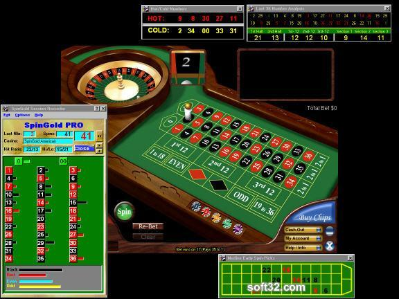 SpinGold Roulette Companion Screenshot 3