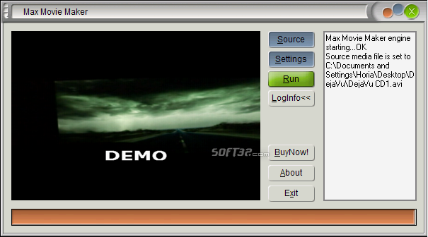 Max Movie Maker Screenshot 4