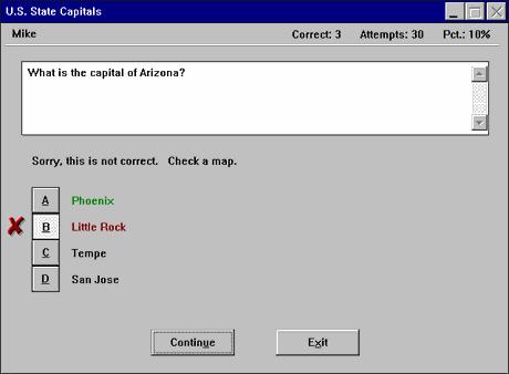 Create A Quiz Screenshot 1
