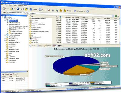 FolderSizes Screenshot 3