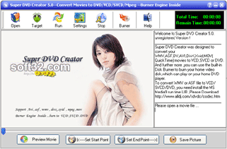 Fly DVD SVCD VCD Maker Screenshot 2