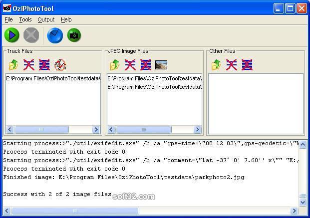 OziPhotoTool Screenshot 3