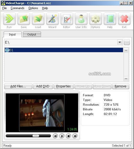 Videocharge Screenshot 3