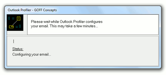 Outlook Profiler Screenshot