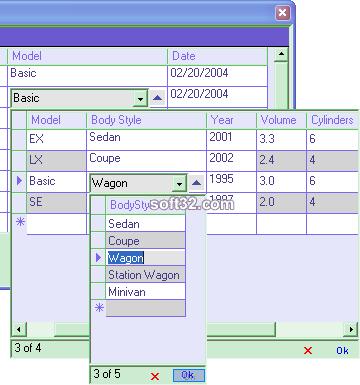 DataGrid Columns .NET assembly Screenshot 3