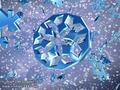 Snowflake 3D 1