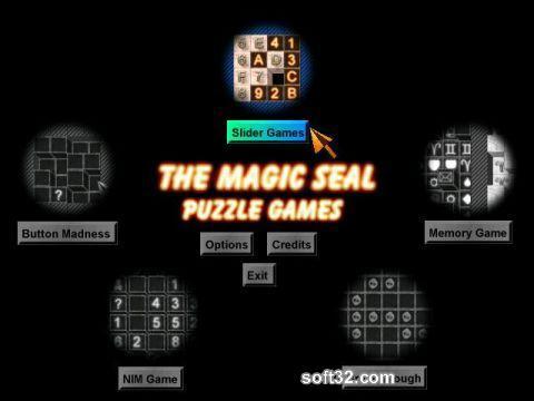 The Magic Seal Puzzle Games Screenshot 2