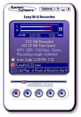 Easy Hi-Q Recorder Screenshot 2