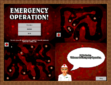 Emergency Operation Screenshot 1
