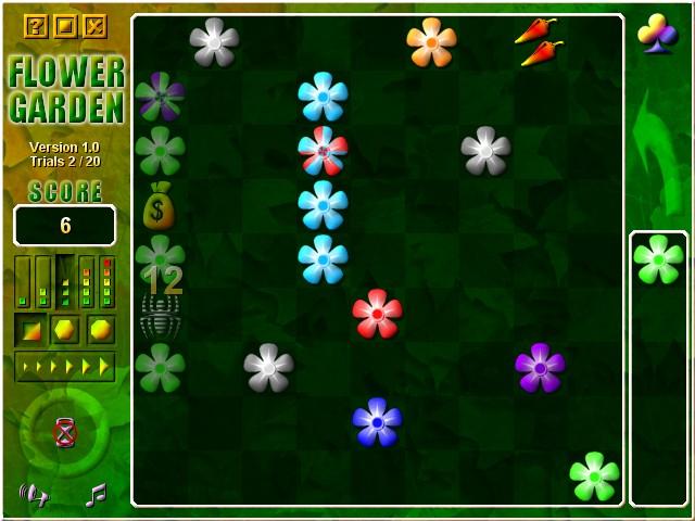 2M Flower Garden Screenshot 1