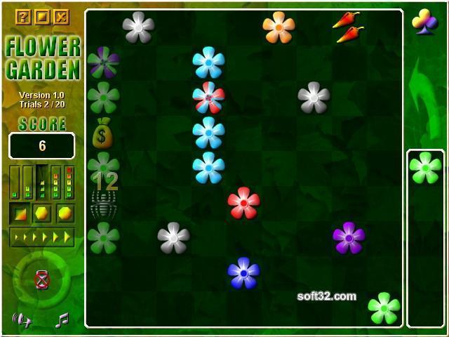 2M Flower Garden Screenshot 2
