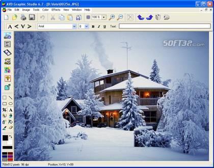 AVD Graphic Studio Screenshot 3