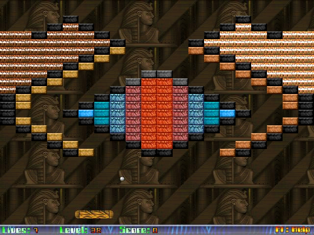 Deluxanoid Screenshot 1