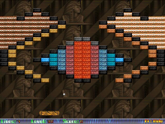 Deluxanoid Screenshot