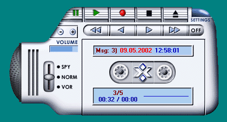 Audio Notes Recorder Screenshot