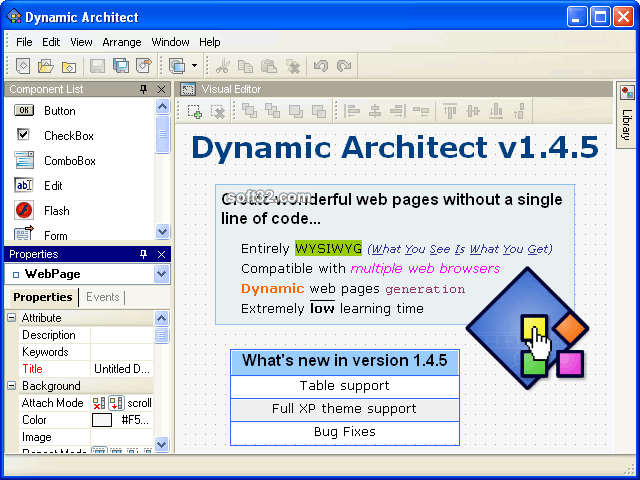 Dynamic Architect Screenshot 2