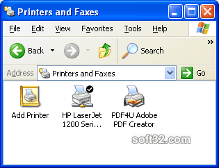 PDF4U Screenshot