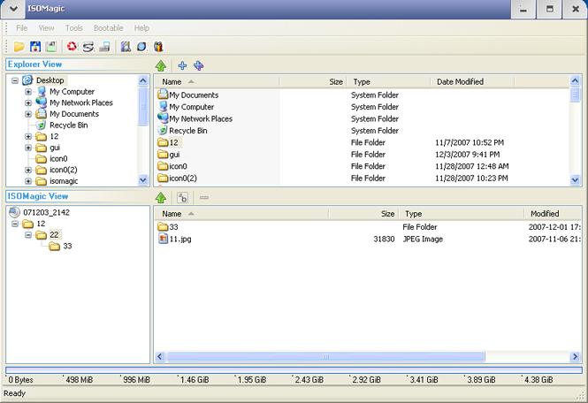 ISOMagic Screenshot