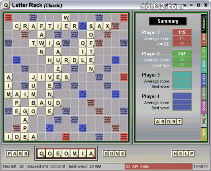 Letter Rack (Classic) Screenshot 3