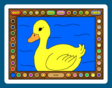 Coloring Book Screenshot 1
