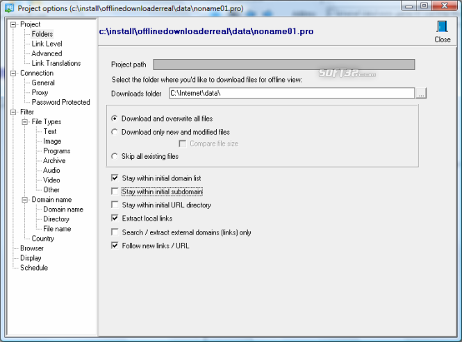 Download Offline Downloader 4 2