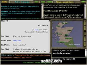Macbeth Software Screenshot 3
