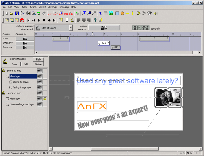 AnFX Screenshot 1