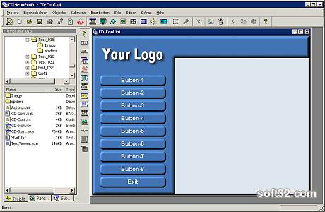 CDMenuPro Screenshot 2
