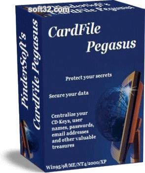 CardFile Pegasus Screenshot 2