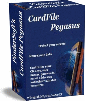 CardFile Pegasus Screenshot