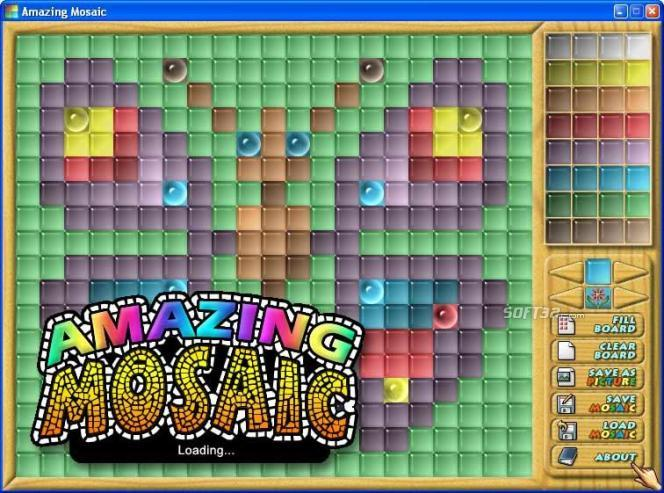 Amazing Mosaic Screenshot 2