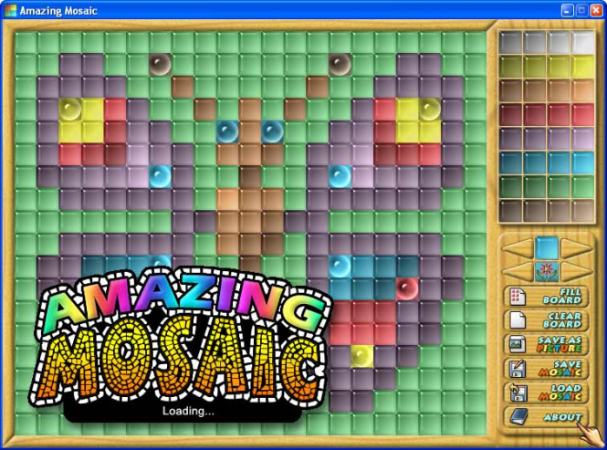 Amazing Mosaic Screenshot 1