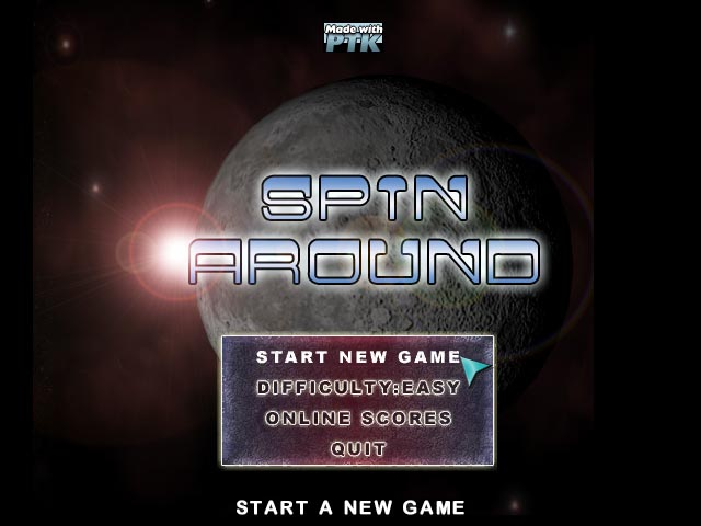 Spin Around (Mac) Screenshot