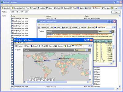 NetInfo Screenshot 3