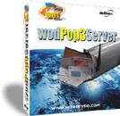 wodPop3Server Screenshot 1