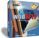 wodSFTP Screenshot 2