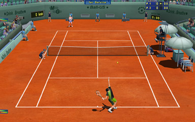 Tennis Elbow 2011 Screenshot 1