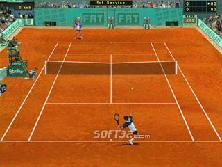 Tennis Elbow 2011 Screenshot 2