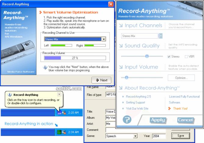 Record-Anything Screenshot 3