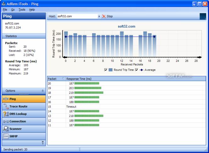 NetCrunch Screenshot 4