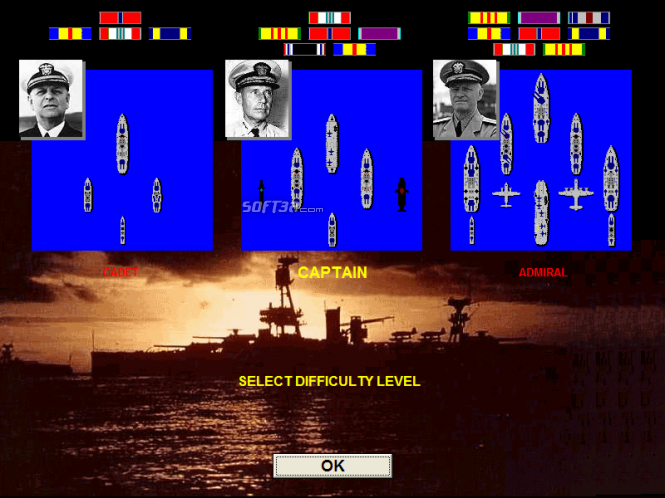 Battlefleet:  Pacific War Screenshot 2